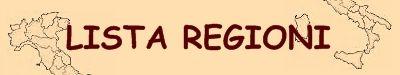 Lista per regioni
